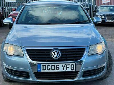 used VW Passat 2.0 SE TDI 5dr DSG Estate 2006