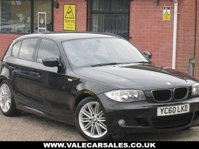 used BMW 120 1 SERIES D M SPORT (BLUETOOTH) 5dr