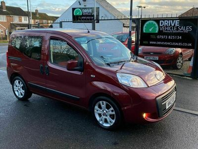 used Fiat Qubo 1.3 TD MultiJet 16v MyLife (s/s) 5dr