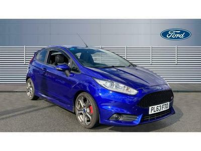 used Ford Fiesta 1.6 EcoBoost ST-2 3dr