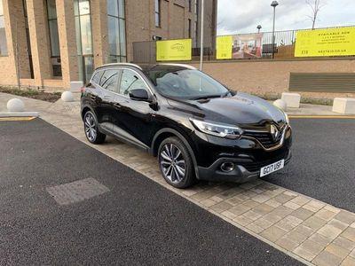 used Renault Kadjar SIGNATURE NAV TCE