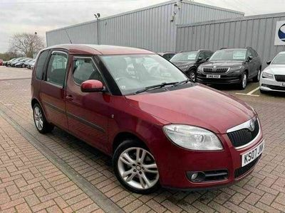 used Skoda Roomster 1.9 TDI PD 3 5dr