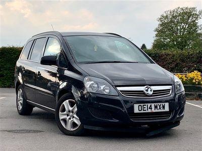 used Vauxhall Zafira 1.7 TD ecoFLEX 16v Exclusiv 5dr