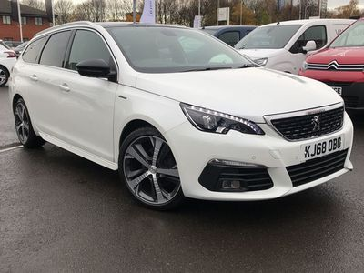 used Peugeot 308 1.5 Bluehdi 130 Gt Line 5Dr