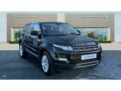 used Land Rover Range Rover evoque 2.2 SD4 Pure 5dr [Tech Pack] Diesel Hatchback