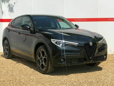 used Alfa Romeo Stelvio 2.0 Turbo 200 Sprint 5dr Auto