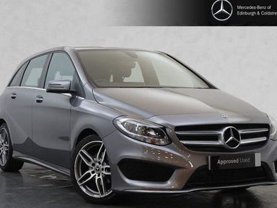 used Mercedes B180 B Class 1.5AMG Line 7G-DCT (s/s) 5dr