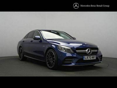 used Mercedes C43 AMG C-Class4Matic Edition 4dr 9G-Tronic