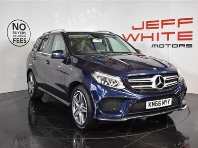 used Mercedes GLE350 GLE4Matic AMG Line 5dr 9G-Tronic Auto