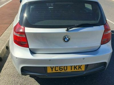 used BMW 116 1 Series 2.0 d M Sport 5dr