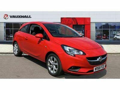 used Vauxhall Corsa 1.4 Energy 3dr [AC]
