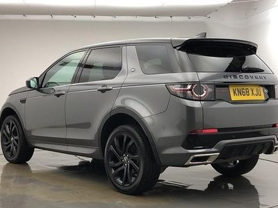 used Land Rover Discovery Sport 2.0 SD4 (240hp) HSE Dynamic Lux Station Wagon 2018