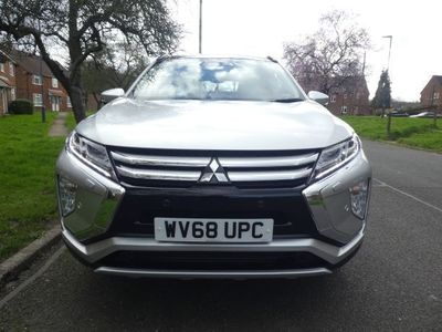 used Mitsubishi Eclipse Cross 1.5T 4 (s/s) 5dr