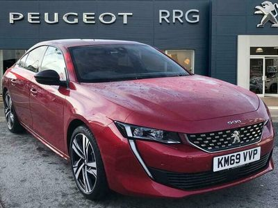 used Peugeot 508 1.6 PureTech GT Fastback EAT (s/s) 5dr