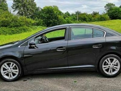 used Toyota Avensis 2.0 V-Matic T4 4dr