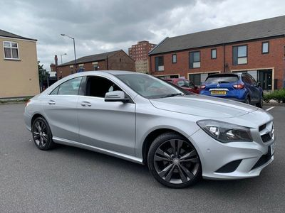 used Mercedes CLA220 CLA Class 2.1CDI Sport 7G-DCT s/s 4dr