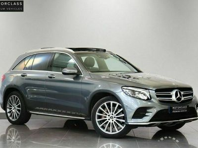 used Mercedes GLC350 Glc-Class 3.0D 4MATIC AMG LINE PREMIUM PLUS 5d 255 BHP JUST ARRIVED MORE PIC