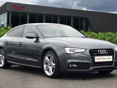 used Audi A5 2.0T FSI 230 Quattro S Line 5dr S Tronic[Nav][5St]