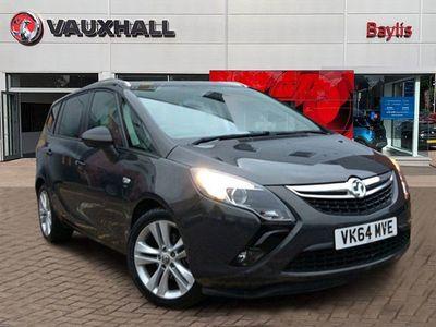 used Vauxhall Zafira SRI