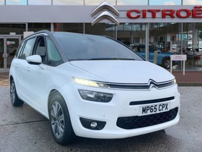 used Citroën Grand C4 Picasso 1.6 Bluehdi Exclusive 5Dr Eat6