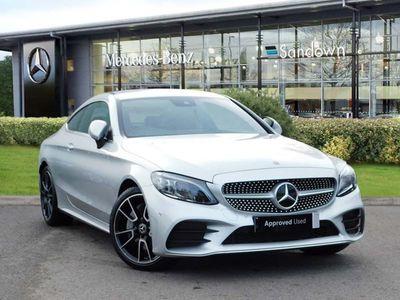 used Mercedes C300 C-ClassAmg Line Premium 2Dr 9G-Tronic