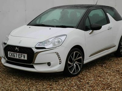 used DS Automobiles DS3 1.6 BlueHDi Connected Chic (s/s) 3dr