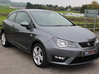 used Seat Ibiza SC 1.2 TSI FR Technology (90 PS) 3-Door sport coupe