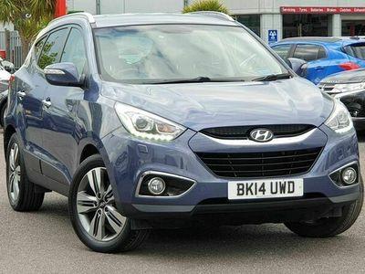 used Hyundai ix35 1.7 CRDi Premium 5dr