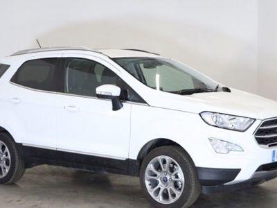 used Ford Ecosport 1.5 Ecoblue 125 Titanium 5Dr