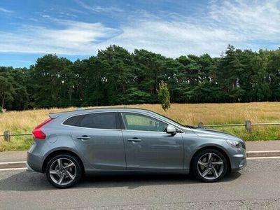 used Volvo V40 Hatchback T5 (245bhp) R DESIGN Lux Nav 5d Geartronic