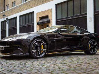 used Aston Martin Vanquish 6.0 V12 S T-TronIII 2dr (2+2)