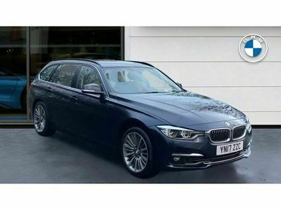 used BMW 330 3 Series d xDrive Luxury 5dr Step Auto
