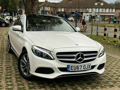 used Mercedes C350e C ClassSport Premium 4dr Auto
