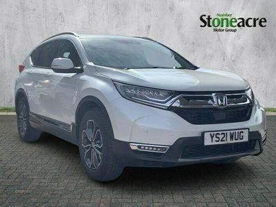 used Honda CR-V 2.0 i-MMD Hybrid SR 2WD 5dr eCVT