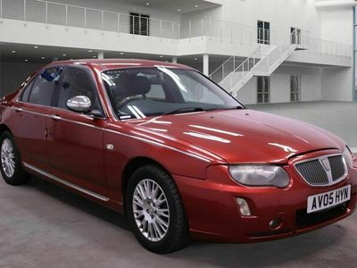 used Rover 75 2.0 CDTi Connoisseur SE 4dr