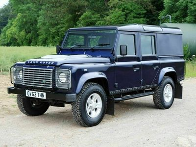 used Land Rover Defender 110 2.2D DPF XS Utility Station Wagon MWB 5dr