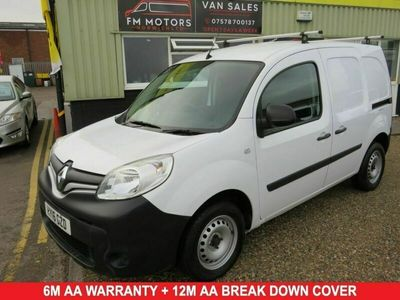 used Renault Kangoo 1.5 ML19 BUSINESS DCI 89 BHP EXCELLENT CONDITION IN&OUT