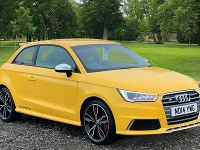 used Audi S1 2.0 TFSI quattro (231PS) 2.0 TFSI quattro 3dr