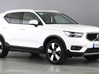 used Volvo XC40 T3 Momentum Pro Automatic (Convenience Pack, Winter Plus Pack)