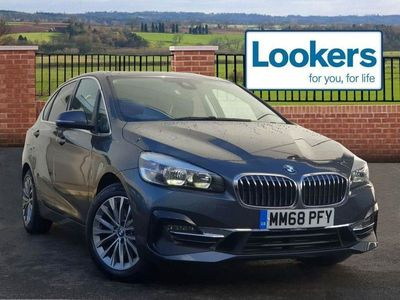 used BMW 220 2 SERIES 2018 Orpington I Luxury 5Dr Dct