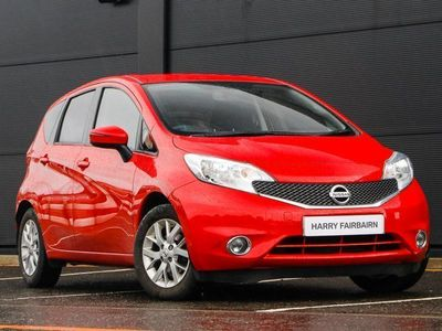 used Nissan Note 1.2 Acenta 5Dr