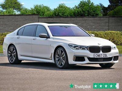 used BMW M760 7 SERIES 6.6LXDRIVE V12 4d AUTO 602 BHP