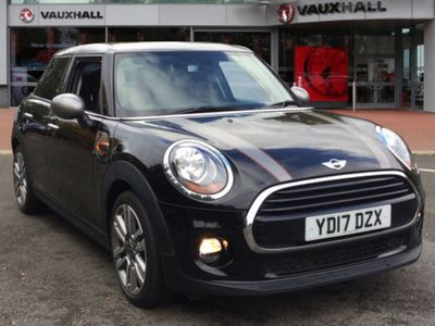 used Mini Cooper Hatchback 1.5Seven 5dr