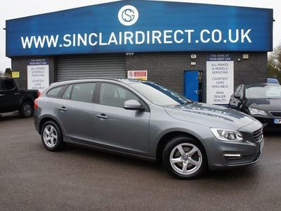 used Volvo V60 2.0 D3 BUSINESS EDITION 5dr