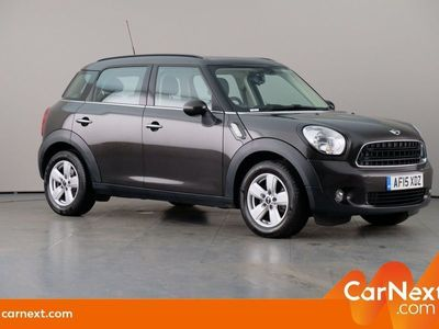 used Mini Countryman 1.6 Pepper 5dr