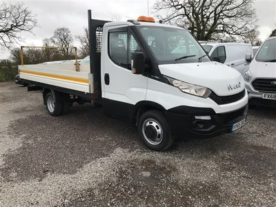used Iveco Daily 35C13 DROPSIDE 13FT 6IN BED DRW