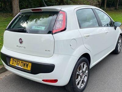 used Fiat Punto Evo Hatchback 1.4 GP 5d