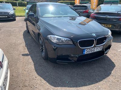used BMW 520 5 Series 2.0TD d SE auto