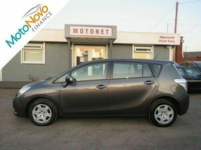 used Toyota Verso 1.6 T2 VALVEMATIC 5DR 130 BHP