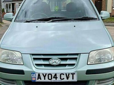 used Hyundai Matrix Estate 1.6 GSi 5d Auto